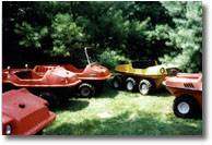 restored all terrain vehicles